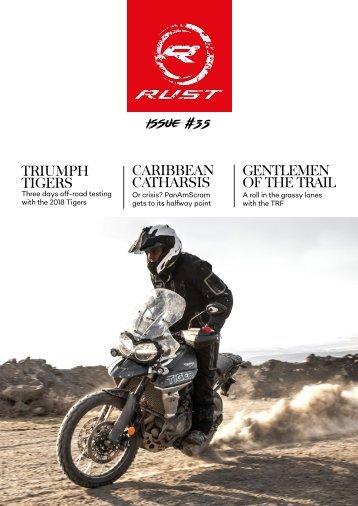 RUST magazine: RUST#35