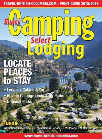 2018/2019 Super Camping