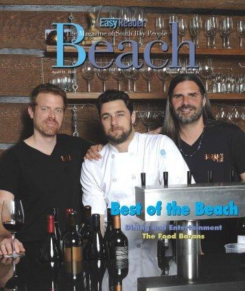 Beach April 2018