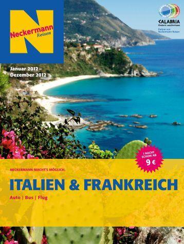 NECKERMANN ItalienFrankreich 2012