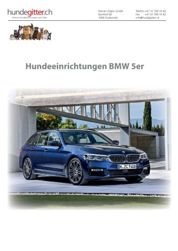 BMW_5er_Hundeeinrichtungen