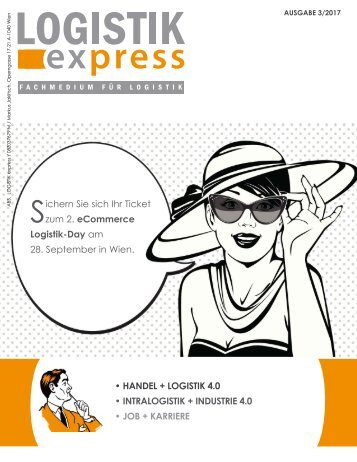 LOGISTIK express Fachzeitschrift | 2017 Journal 3