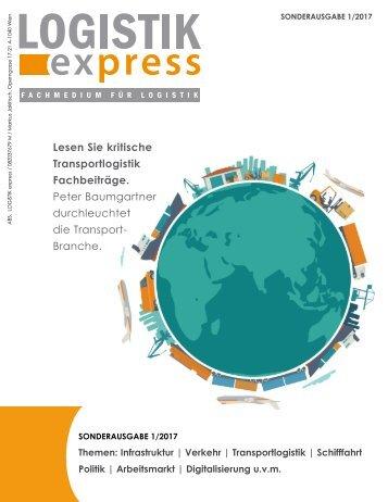 LOGISTIK express Fachzeitschrift | 2017 Special 1