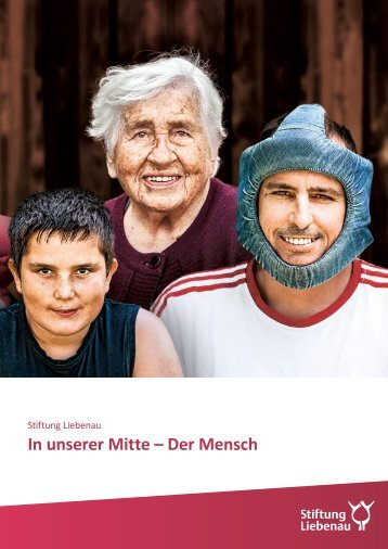 Imagebroschüre Stiftung Liebenau