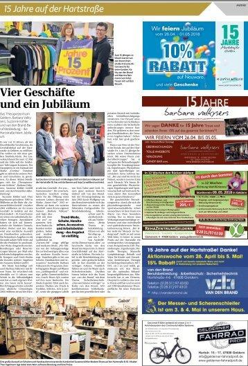 15 Jahre auf der Hartstraße  -27.04.2018-