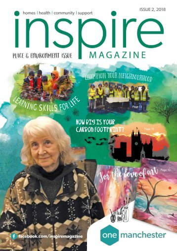 Inspire Magazine - Spring 2018