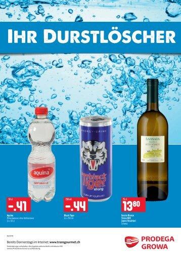 Ihr Durstlöscher