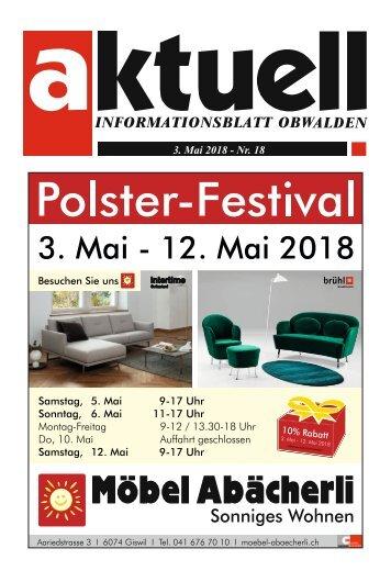 Aktuell Obwalden 18-2018