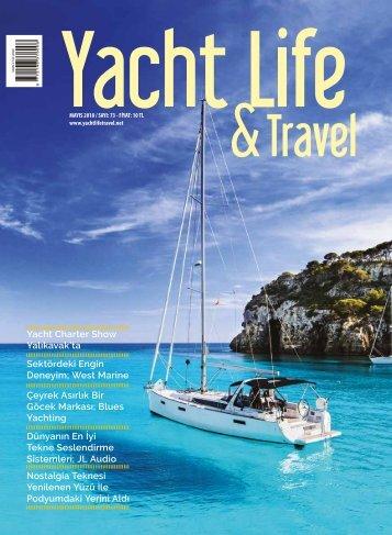 Yachtlife&Travel Mayıs sayısı