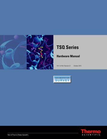 TSQ Series Hardware Manual