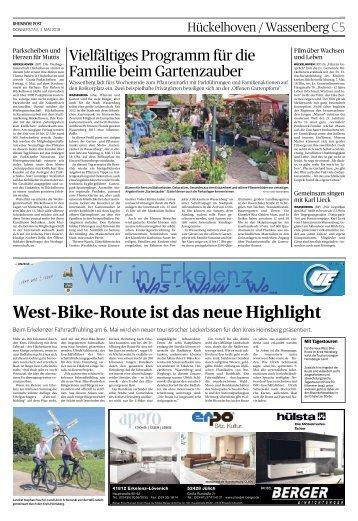 Wir in Erkelenz  -03.05.2018-