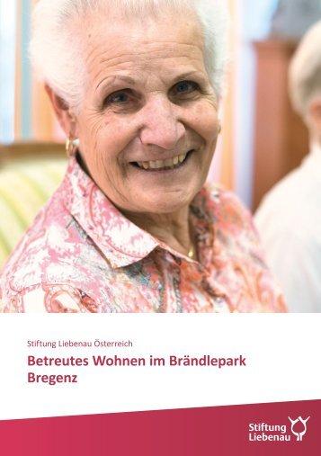 Betreutes Wohnen im Brändlepark Bregenz