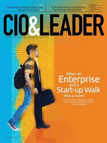 CIO & LEADER-Issue-01-April 2018 (1)