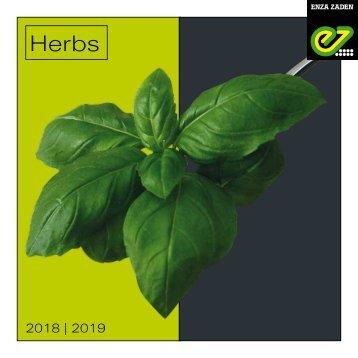 Brochure Herbs 2018 | 2019