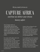 Capture Africa Brochure 2018 - Page 4