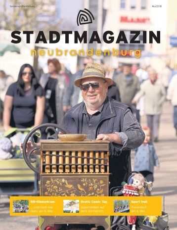 Stadtmagazin Mai