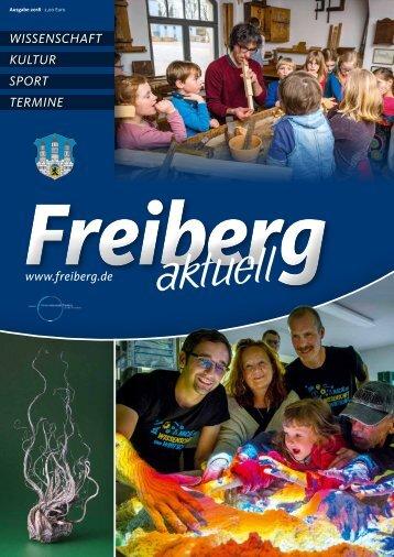 Freiberg aktuell 2018