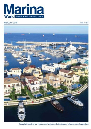 2018 May June Marina World