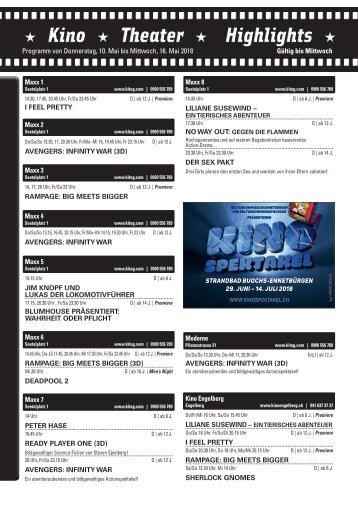 Kino KW19 / 11.05.18
