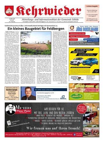 Kehrwieder Söhlde 10.05.18