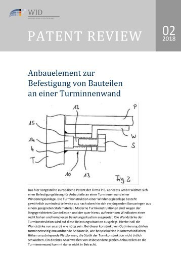 Patent Review 02_18