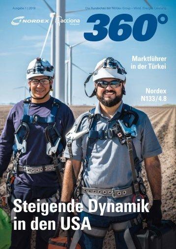 Nordex Acciona-Windpower 360° 1/2018