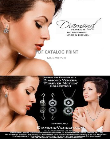 Diamond Veneer  Product Catalog 2018