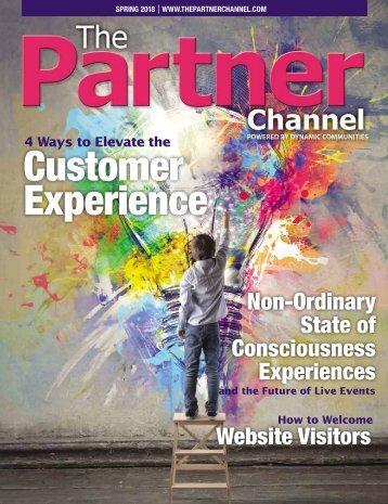 The Partner Channel Magazine Spring 2018