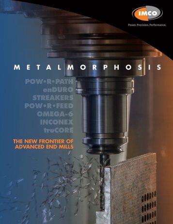 IMCO - 2017 Comprehensive End Mill Catalog