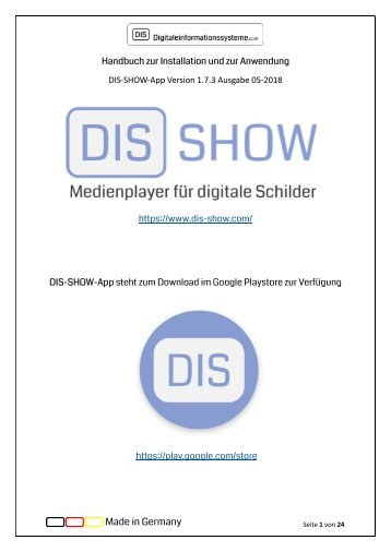DIS-SHOW-App_Handbuch_05-2018