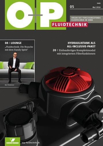 O+P Fluidtechnik 5/2018