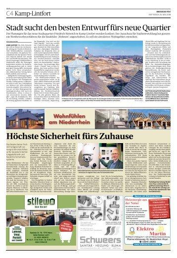 Wohnfühlen am Niederrhein  -16.05.2018-