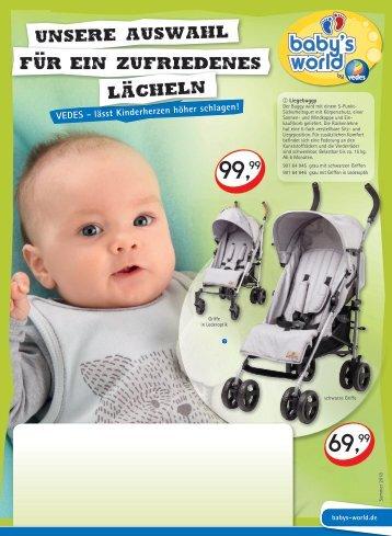 VEDES Babyhartwarenflyer | BH28