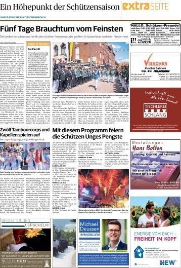 Unges Pengste in Korschenbroich  -18.05.2018-