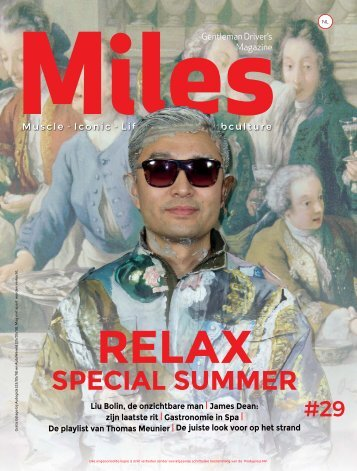 Miles #29 Relax Special Summer - NL