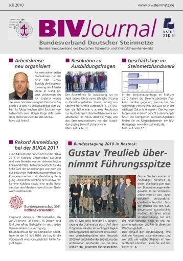 Die Gute Form 2010 - Bundesinnungsverband des Deutschen ...