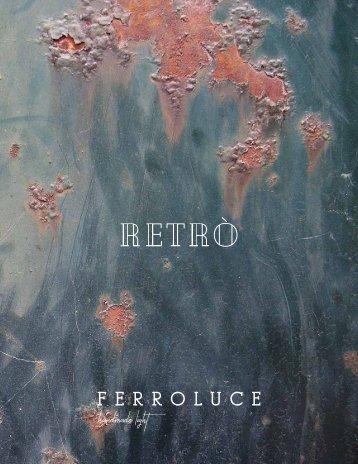 catalog Retro Ferroluce 2018