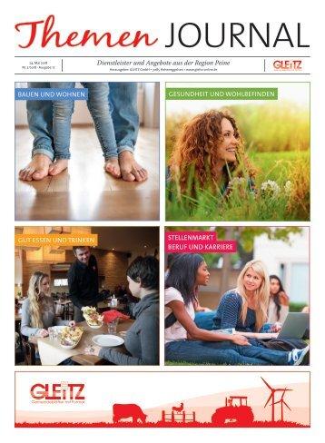 Gleitz Themen Journal – Peiner Land 24.05.18