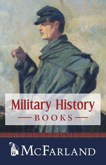 Military History Catalog 2018
