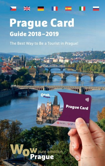 Prague Card Guide 2018-2019