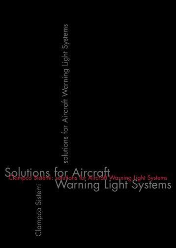 Solutions for Aircraft Warning Light Systems - bm-funk.de