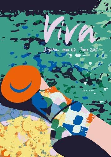 Viva Brighton Issue #64 June 2018