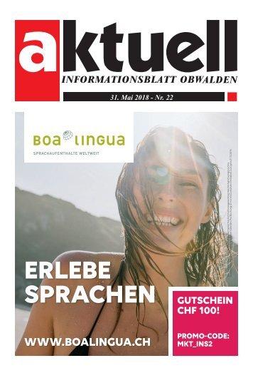 22-2018 Aktuell Obwalden
