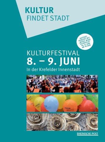 Kultur findet Stadt  -02.06.2018-