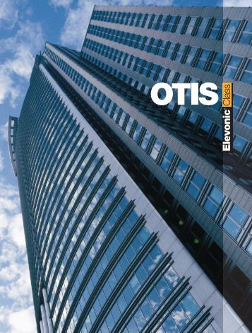 otis elevator company This statistic represents otis elevator company's net sales between the 2009 and 2017 fiscal years in the 2017 fiscal year, the world's largest manufacturer of vertical transportation systems.