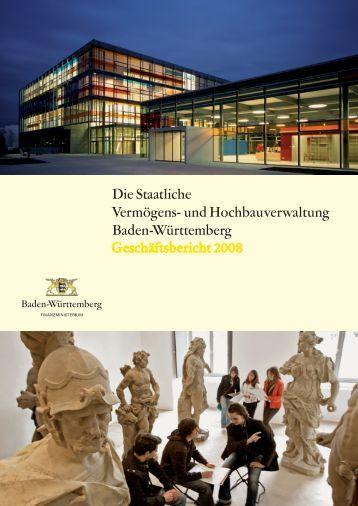 und Hochbauverwaltung Baden-Württemberg