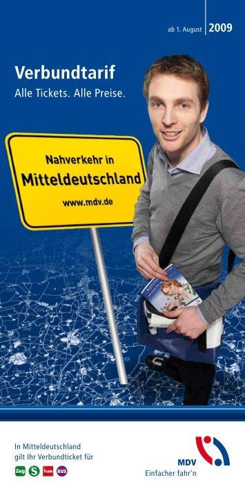Verbundtarif - Personenverkehrsgesellschaft Muldental mbH