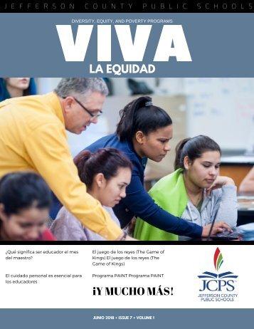 Viva La Equidad June 2018