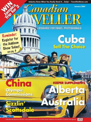 Can Traveller - Canadian Traveller
