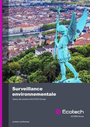 ECOTECH Europe Solution Snapshot brochure (Français)